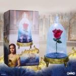 Disney 美女與野獸藍芽喇叭花| CAMINO 藍牙音箱玫瑰
