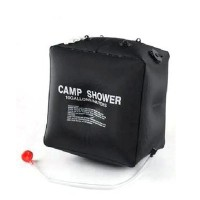 40L outdoor portable water bag | outdoor shower bags