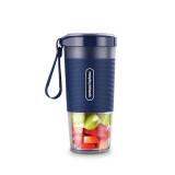 英國 MORPHY RICHARDS 摩飛隨身果汁杯 充電式榨汁杯 - 藍色