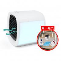 Evapolar - evaCHILL EV-500 小型流動冷風冷氣機第三代 - 白色 | 行貨一年保養 ( 買一送九 抗疫套裝及THANKO掛腰風扇 )