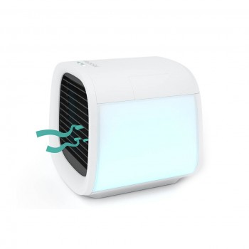 Evapolar 3 third-generation small mobile cool air conditioner (EV-500 evaCHILL) | licensed one year warranty