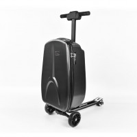 iubest 20-inch intelligent folding suitcase models of electric scooters   removable battery licensed in Hong Kong
