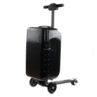 iubest 22-inch intelligent folding suitcase models of electric scooters   removable battery licensed in Hong Kong