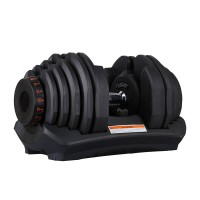 40KG dumbbell quickly adjust | Adjustable weight home fitness equipment 4.5KG-40KG