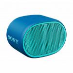 SONY SRS-XB01 可攜式無線藍牙喇叭   香港行貨 - 藍色