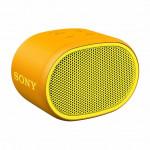 SONY SRS-XB01 可攜式無線藍牙喇叭   香港行貨 - 黃色