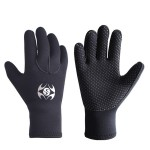SLINX 3mm slip swimming diving gloves | cold snorkeling wear gloves