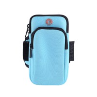 6-inch zipper cell phone models sports arm bags | special anti-sweat running arms package
