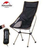 Naturehike 戶外便攜折疊椅月亮椅 | 露營沙灘釣魚必備