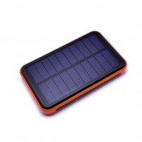10000mAh folding Solar Power | USB output bis