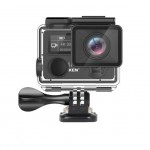 EKEN H5S 4K全高清防水運動相機 | 帶搖控雙屏幕