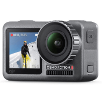 DJI OSMO Action  4K 高清防水運動相機 前後雙彩色螢幕 4K/60fps | 香港行貨 一年保養