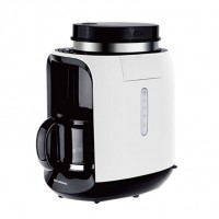 韓國現代 HYUNDAI HY-CM256 多功能快速即磨咖啡機 可沖花茶| 香港行貨