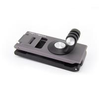 PGYTECH 運動相機通用背包夾固定座   Gopro OSMO POCKET 通用運動相機配件
