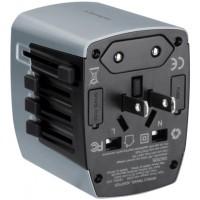 Momax 1World 4 USB 旅行插座充電器 全球通用萬用轉換插頭(UA3) | 香港行貨