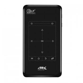 INHOMIE P9+ DLP手提微型智能投影機 | 充電式隨身投影儀 內置ANDROID | 支援Airplay Mircast 手機無線同屏