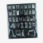 衣車32件壓腳套裝 | 縫紉機壓腳 拉鏈 卷邊 鎖邊 暗縫
