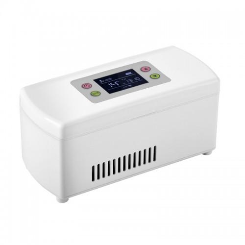 迷你充電式冷藏盒 胰島素藥物冷藏收納盒 | 迷你小冰箱 可低至2-8℃