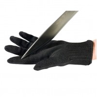 5-grade wire cut-proof gloves | Comfortable wear-resistant anti-slip Puncture-edge blade labor gloves