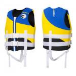 HiSEA - PVC兒童款浮力救生衣 - XL碼 | 浮力背心浮水衣 船用釣魚漂流衝浪馬甲