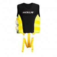 HiSEA - PVC兒童款浮力救生衣 | 浮力背心浮水衣 船用釣魚漂流衝浪馬甲