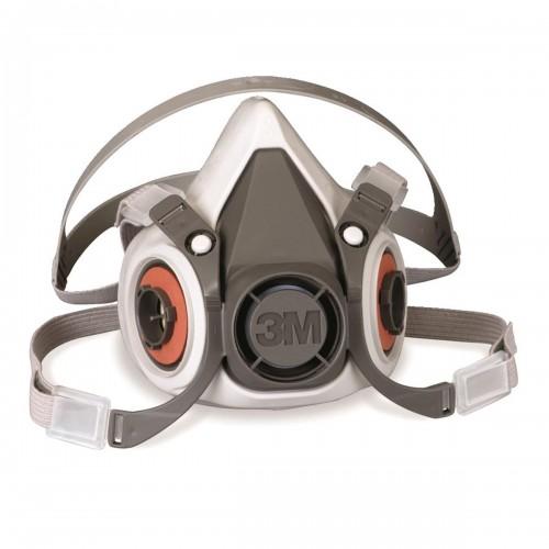 3M 6200 防毒防煙面罩口罩主體