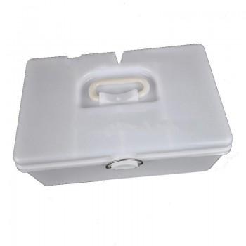 Plastic Mahjong Box Sparrow Storage Box