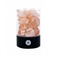 Salt Lamp Negative Ion Crystal Salt Lamp USB Power Supply