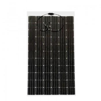 200W 柔性單晶太陽能板 | 家用環保能源