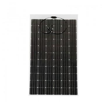 300W flexible monocrystalline solar panel