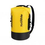 Naturehike 20L 戶外雙肩漂流防水袋 | 防水背囊 (NH18F031-S) - 黃色