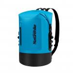 Naturehike 20L 戶外雙肩漂流防水袋 | 防水背囊 (NH18F031-S) - 藍色