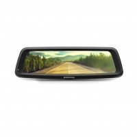 DDPAI S1000 Dual Lens Rearview Mirror HD Driving Recorder with Installation | Hong Kong Licensed Two Year Care
