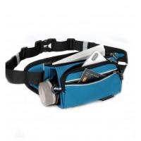 CleverBEE 多功能跑步運動腰包 帶水壺袋 | 輕便運動斜揹袋