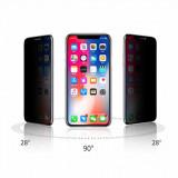 28度全屏防偷窺手機屏幕貼 | iPhone XR/XS/XS MAX / 8/8+/7/7+ 專用防爆鋼化屏幕保護貼