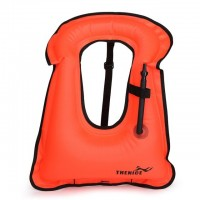 THENICE Children's buoyancy simple inflatable inflatable life jacket
