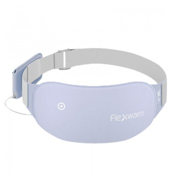Flexwarm 飛樂思電熱暖宮腹帶護腰帶 (粉紫特別版) 限時優惠 | 暖宮帶婦寶  經痛神器 防宮寒 | 香港行貨
