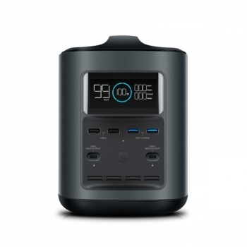 Ecoflow RIVER370 Portable Power Station Mobile Portable Power Station AC Universal Power Bank | Outdoor Backup Power 100,000mAh Licensed One Year Maintenance
