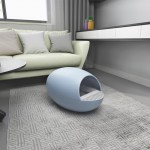 智能自動感應清潔貓砂盆 | 電動自動鏟屎機  全自動貓廁所