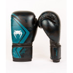 Venum CONTENDER2.0 專業成人泰拳拳套 - 8oz 黑綠