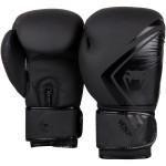 Venum CONTENDER2.0 專業成人泰拳拳套 - 12oz 黑黑