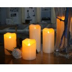 可定時搖控LED蠟燭  | 派對裝飾品 仿真蠟燭