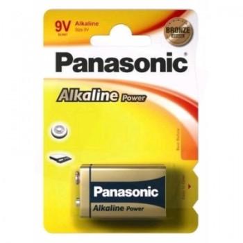 Panasonic 6LR61-B1 9V鹼性電池 (1粒裝)