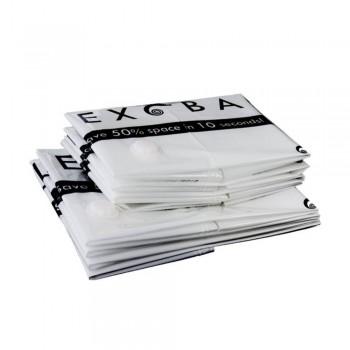 FLEXTAIL 真空袋套裝 (L) 一套四個裝   衣物抽真空收納袋