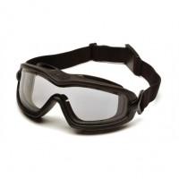 Pyramex V2G-Plus (Clear) goggles | Military specifications Anti-fog and anti-fog goggles Explosion-proof glasses