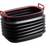 37L 帶蓋可摺疊儲水桶水箱 洗車桶