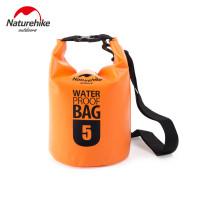 NatureHike 5L 圓桶形防水袋 | 戶外防水漂流包 500D加厚高密款