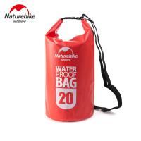 NatureHike 20L 圓桶形防水袋 | 戶外防水漂流包 500D加厚高密款