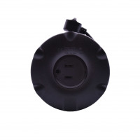 Bagel 旅行用圓形轉插拖把 | DOUNT 旅行插座國際通用版