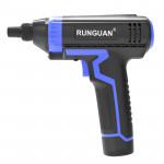 RUNGUAN 便攜充電式車輪胎打氣泵 | 單車快速充氣電泵 - 藍色